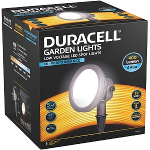 Duracell 400 Lumen LED Wall Wash Light
