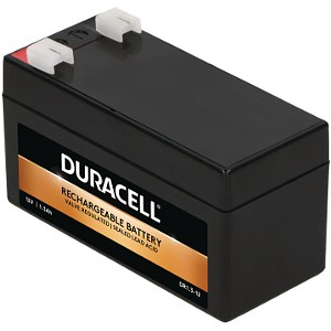 Duracell 12V 1.3Ah VRLA Security Battery