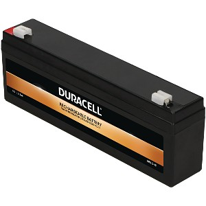 Duracell 12V 2.3Ah VRLA Security Battery