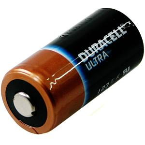 Lite Touch Zoom 120 QD Batteri