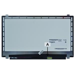"Latitude 3550 15.6"" WXGA 1366x768 HD LED Glossy"