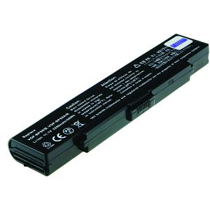 Vaio VGN-CR13/L Batteri (6 Celler)