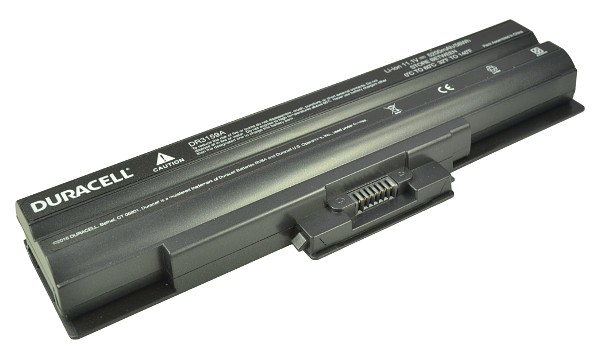 Vaio VGN-AW53FB Batteri (6 Celler)