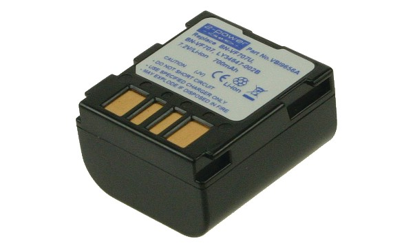 DR9656 Batteri (2 Celler)