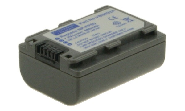 DCR-DVD755 Batteri (2 Celler)
