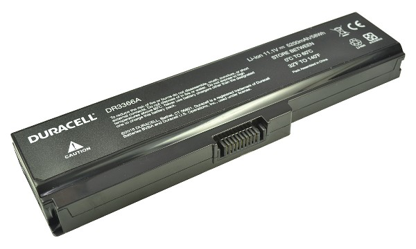 Satellite L670-1KH Batteri (6 Celler)