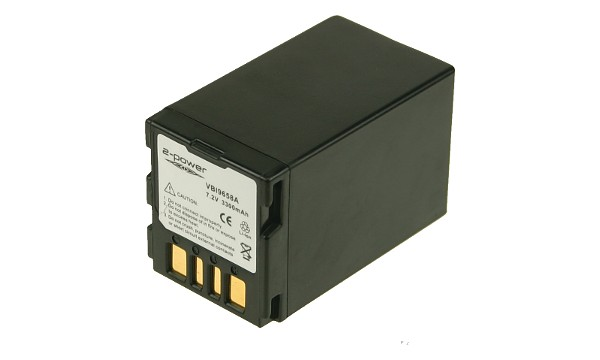DR9656 Batteri (8 Celler)