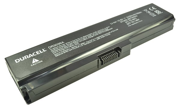 DynaBook Satellite T551 Batteri (6 Celler)