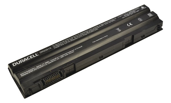 Latitude E6420 XFR Batteri (6 Celler)